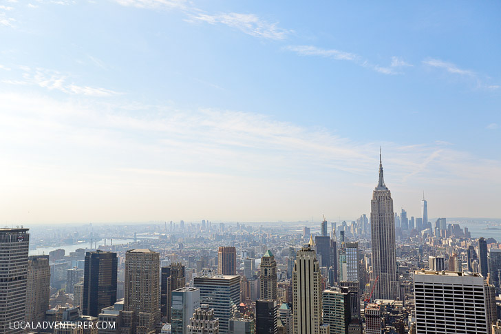 Our Favorite Top of the Rock Pictures // localadventurer.com