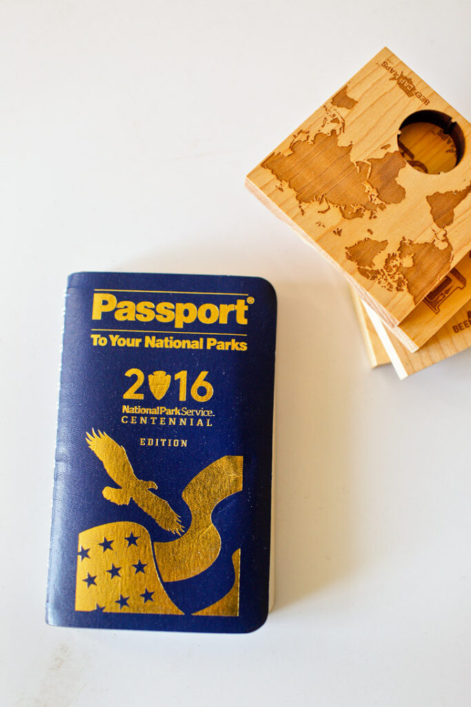 National Parks Passport (25 Best Gifts for Adventurers) // localadventurer.com