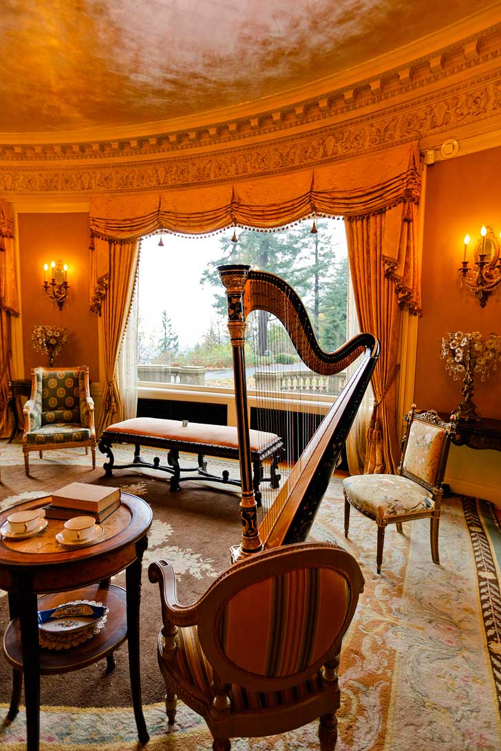 Pittock Mansion Portland Oregon // localadventurer.com
