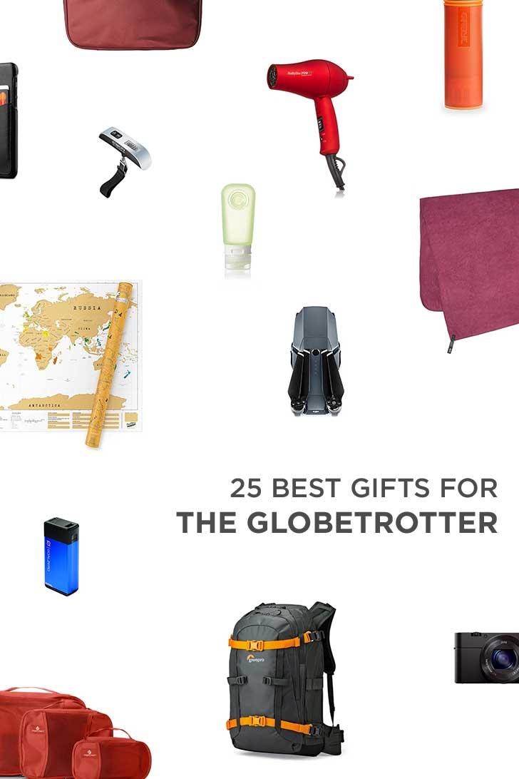 25 Best Gifts for Globetrotters // localadventurer.com
