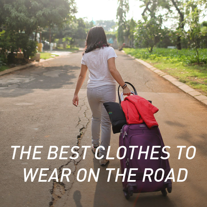 Best Quick Dry Clothes For Travel