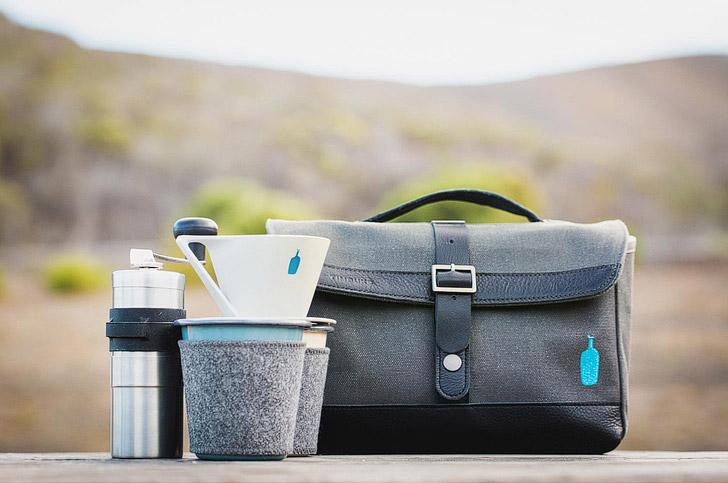 Blue Bottle Coffee Travel Kit (25 Best Gifts for Everyday Adventurers) // localadventurer.com