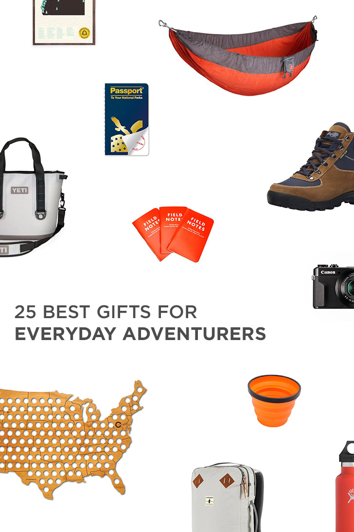 25 Best Gifts For Adventurers Localadventurer
