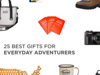25 Best Gifts for Adventurers // localadventurer.com