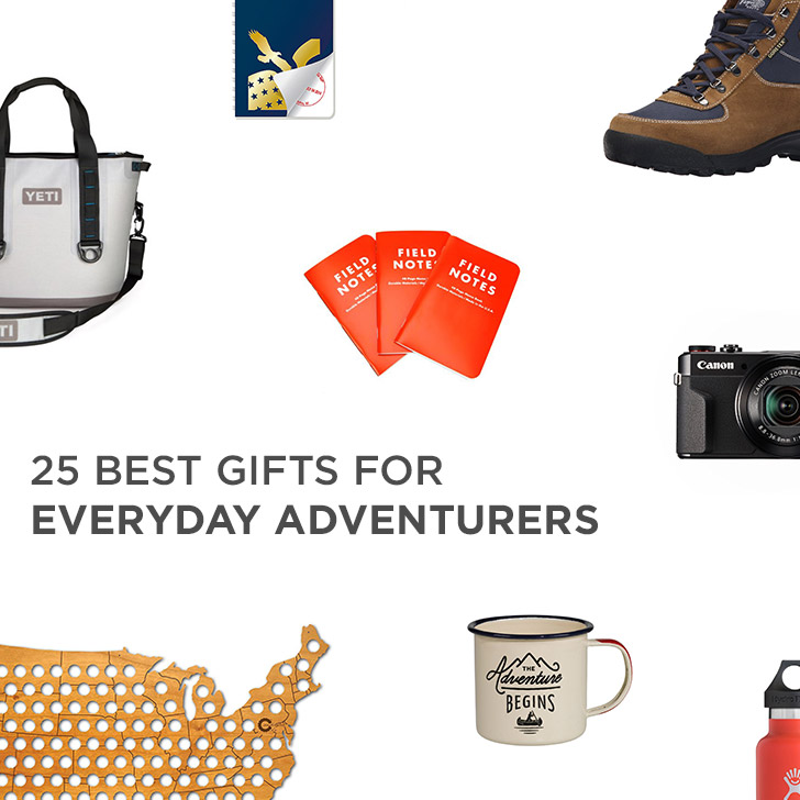 25 best gifts for adventurers everyday adventurers gift guide - Christmas Gifts For Outdoorsmen