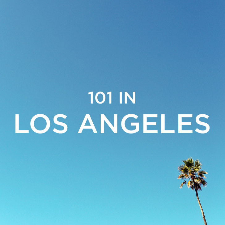 101 Things to Do in Los Angeles Bucket List // localadventurer.com