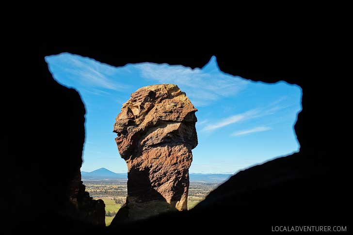 Monkey Face, Smith Rock State Park Oregon // localadventurer.com