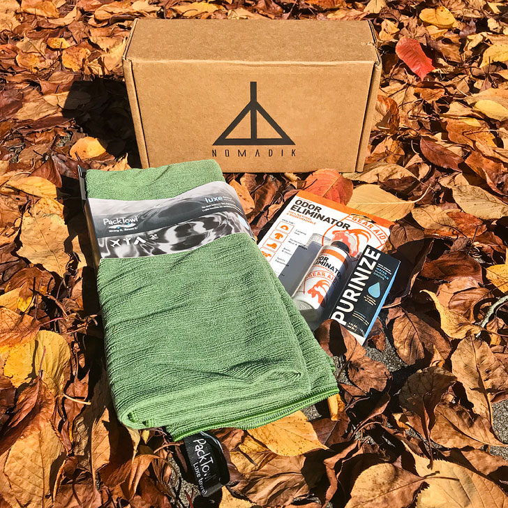 Nomadik Subscription Box + 25 Gifts Ideas for the Adventurer // localadventurer.com