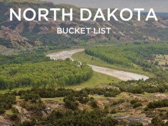 Things to Do in North Dakota Bucket List // localadventurer.com