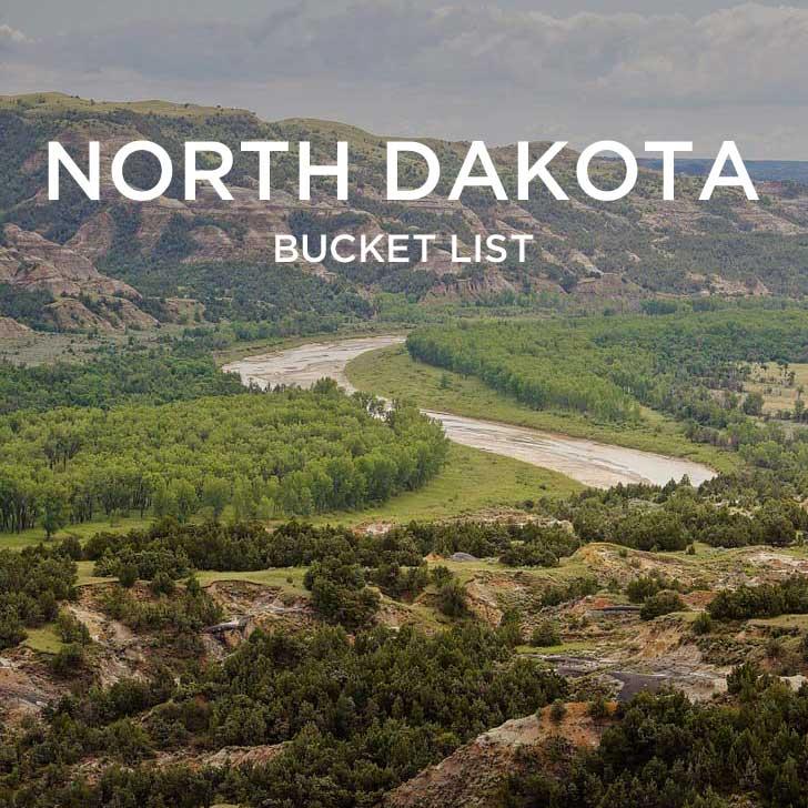 North Dakota Bucket List – Best Things to Do in North Dakota