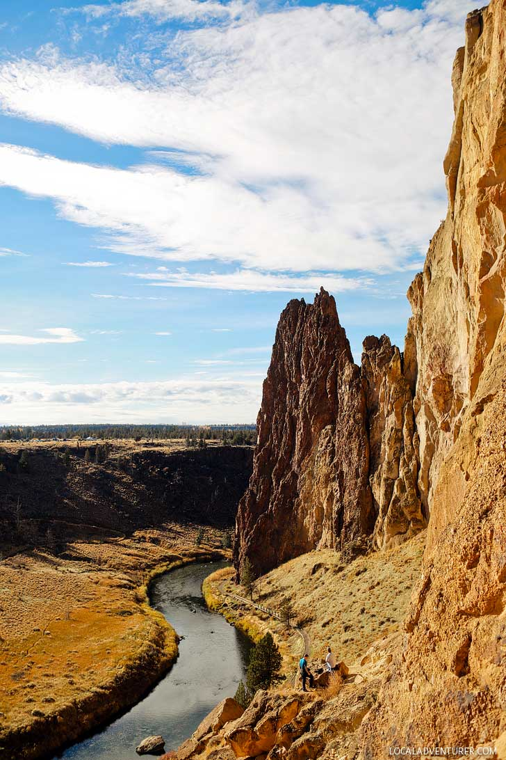 Smith Rock State Park Oregon // localadventurer.com