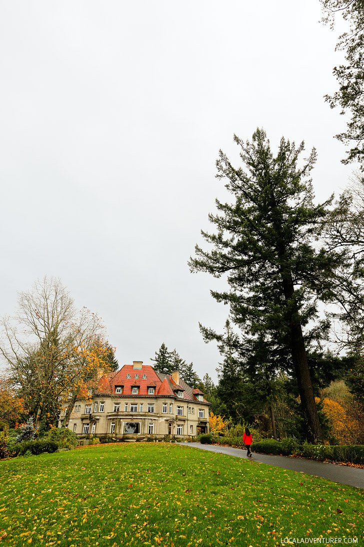 The Pittock Mansion Portland Oregon // localadventurer.com