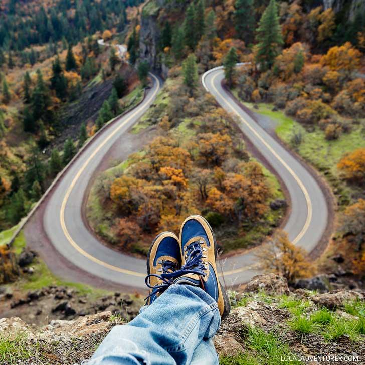 Vasque Skywalk GTX (25 Best Gifts for Adventurers) // localadventurer.com