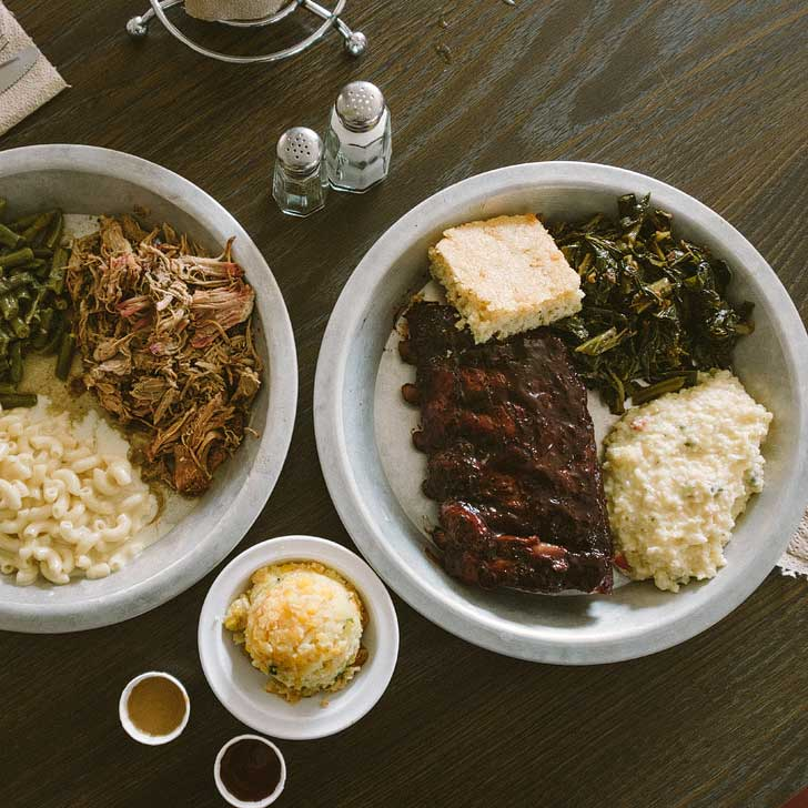 12 Bones BBQ (49 Best Places to Eat in Asheville - Ultimate Asheville Food Bucket List) // localadventurer.com