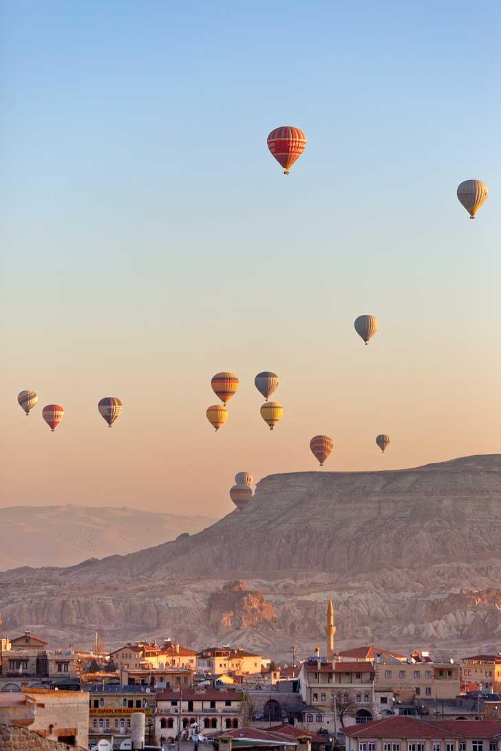 Cappadocia Balloon Rides // localadventurer.com