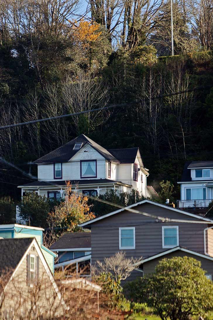 The Goonies House (15 Unique Things to Do in Astoria Oregon) // localadventurer.com