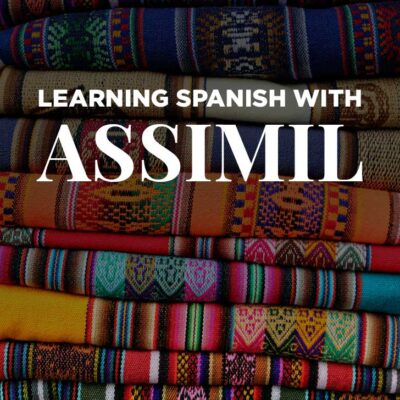 Learning Spanish with Assimil Spanish with Ease // localadventurer.com