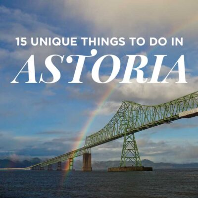 15 Unique Things to Do in Astoria Oregon for you Goonies fans and for those who just want to check out the beautiful Oregon coast // localadventurer.com