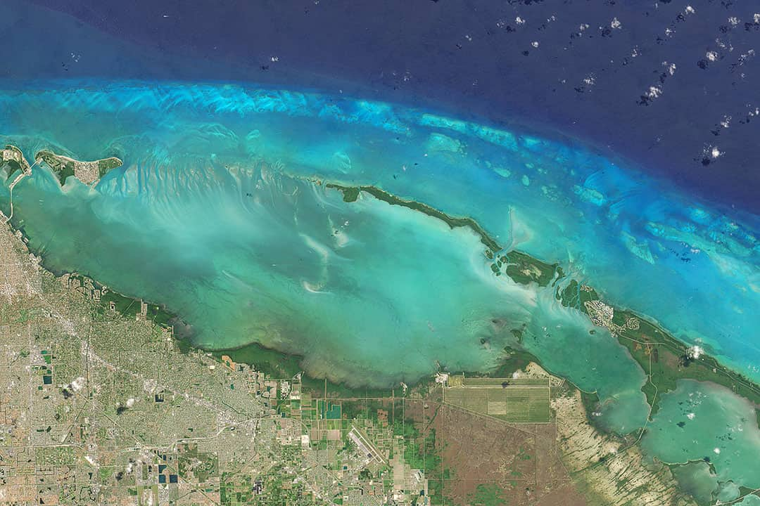 Biscayne National Parks in Florida