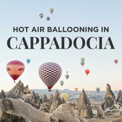 Cappadocia Hot Air Balloons Rides are a magical experience and has been on my bucket list for a long time! // localadventurer.com