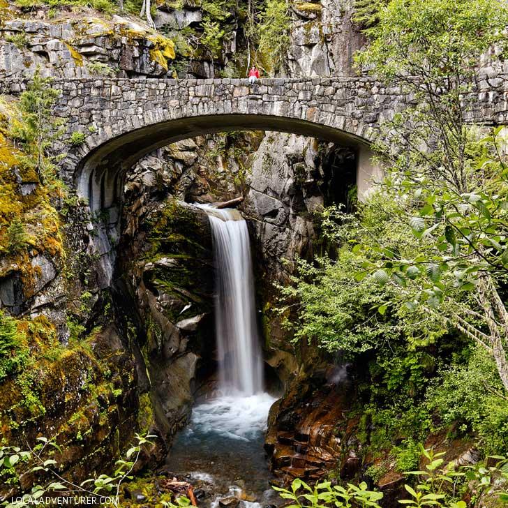 Mount Rainier National Park (15 Best Day Trips from Portland Oregon) // localadventurer.com