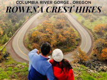 Rowena Crest Hike, Mayer State Park, Oregon // localadventurer.com