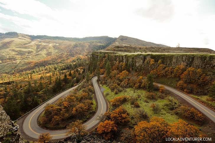 Rowena Crest, Mayer State Park Oregon // localadventurer.com