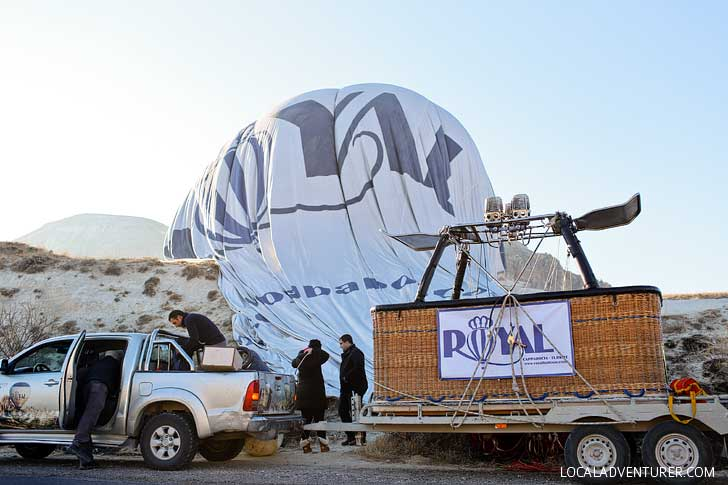 Royal Balloon Cappadocia Hot Air Balloon Ride was amazing! // localadventurer.com
