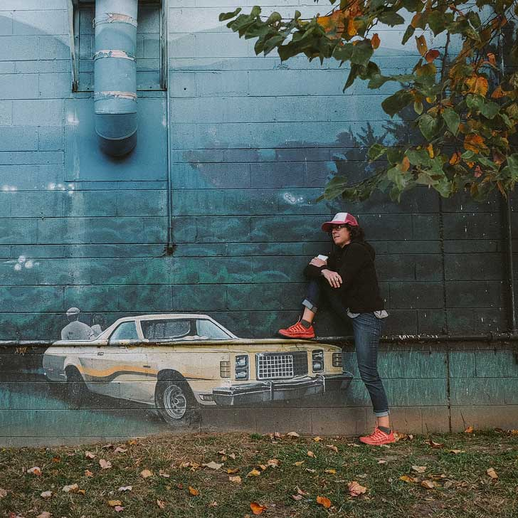 Best Photography Spots in Asheville NC // localadventurer.com