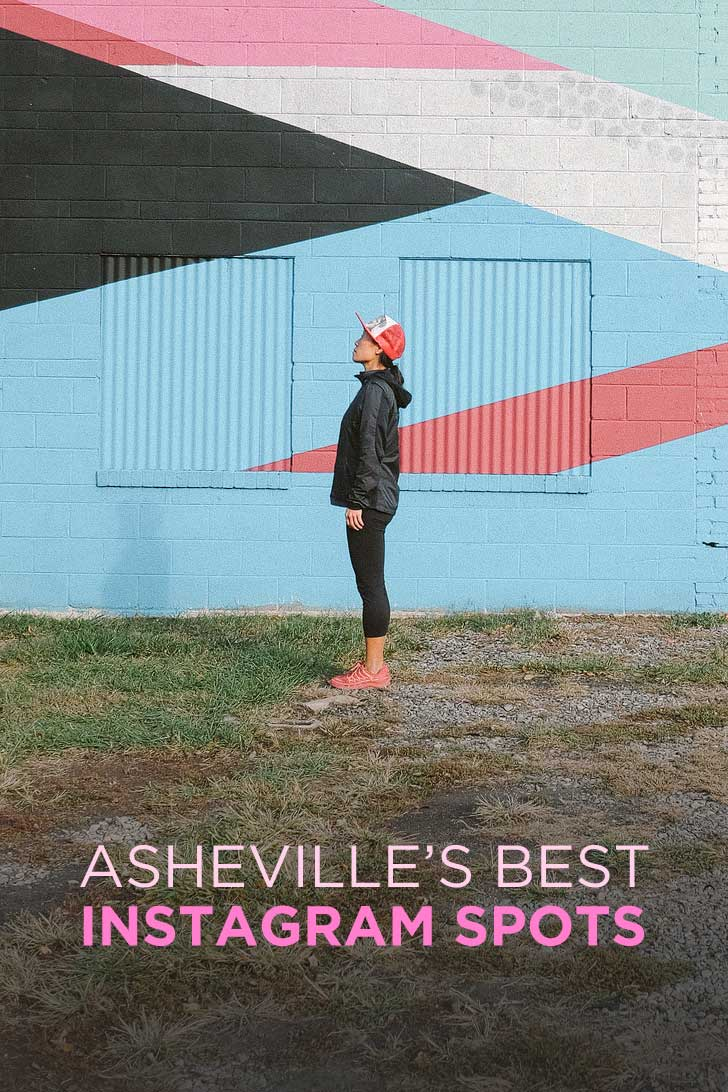 25 Best Instagram Spots in Asheville North Carolina // localadventurer.com