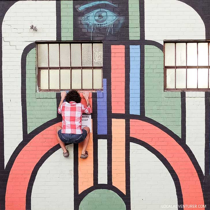 Ultimate Guide to Asheville NC Murals // localadventurer.com