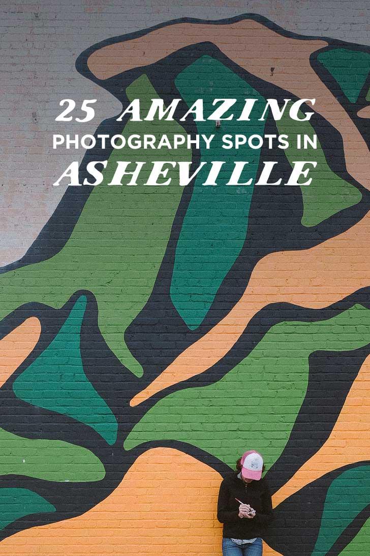 Best Instagram Spots in Asheville NC // localadventurer.com