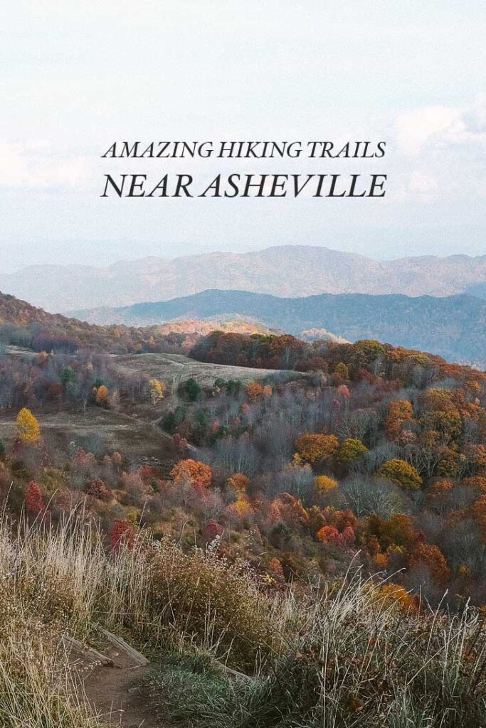 Here is the best of Asheville hiking with distance, difficulty, and trailhead information.