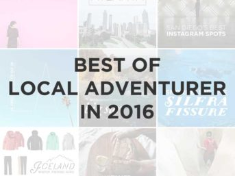 Most Popular Posts and Best of Local Adventurer in 2016 // localadventurer.com
