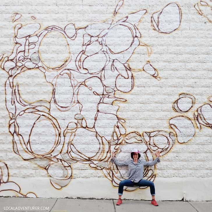 Best Murals in Asheville North Carolina // localadventurer.com