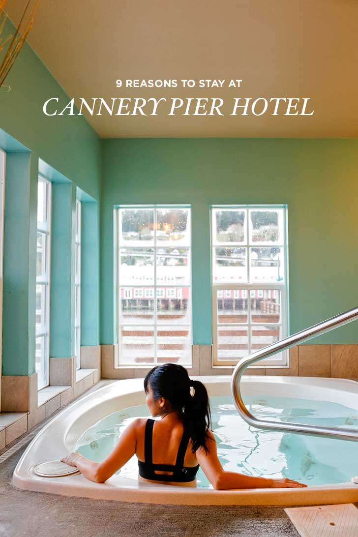 9 Reasons to Stay at the Cannery Pier Hotel Astoria Oregon // localadventurer.com