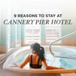 9 Reasons Why You Should Stay at the Cannery Pier Hotel
