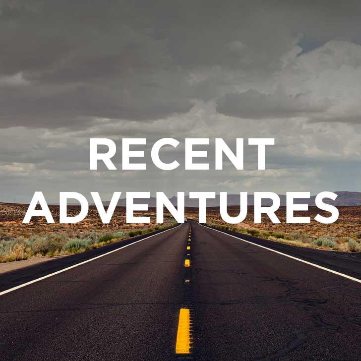 Recent Adventures on Local Adventurer // localadventurer.com