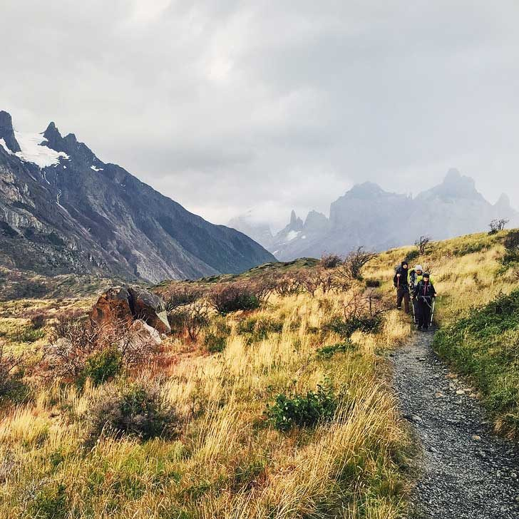 Patagonia is a remarkable place with green blue lagoons and razor-edged mountain, dramatic weather patterns - the journey to the edge of the world was worth every moment // http://localadventurer.com