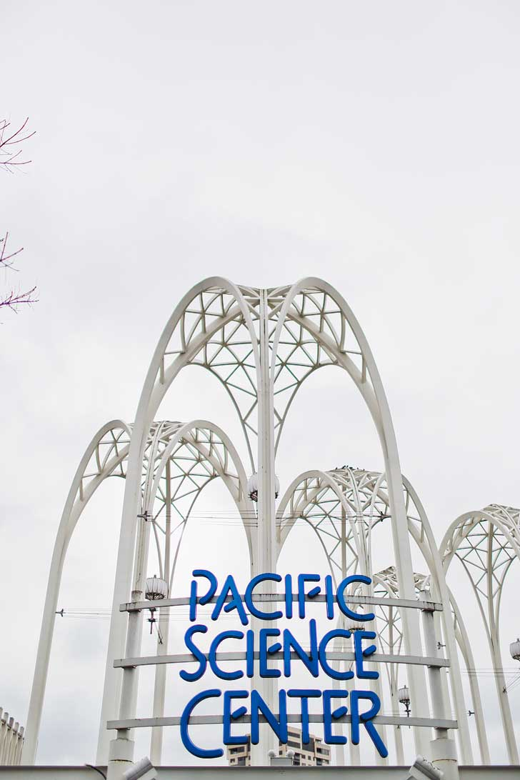 Pacific Science Center in Seattle is a great museum especially if you have kids! There are tons of educational hands-on activities and special events for kids and adults. // localadventurer.com