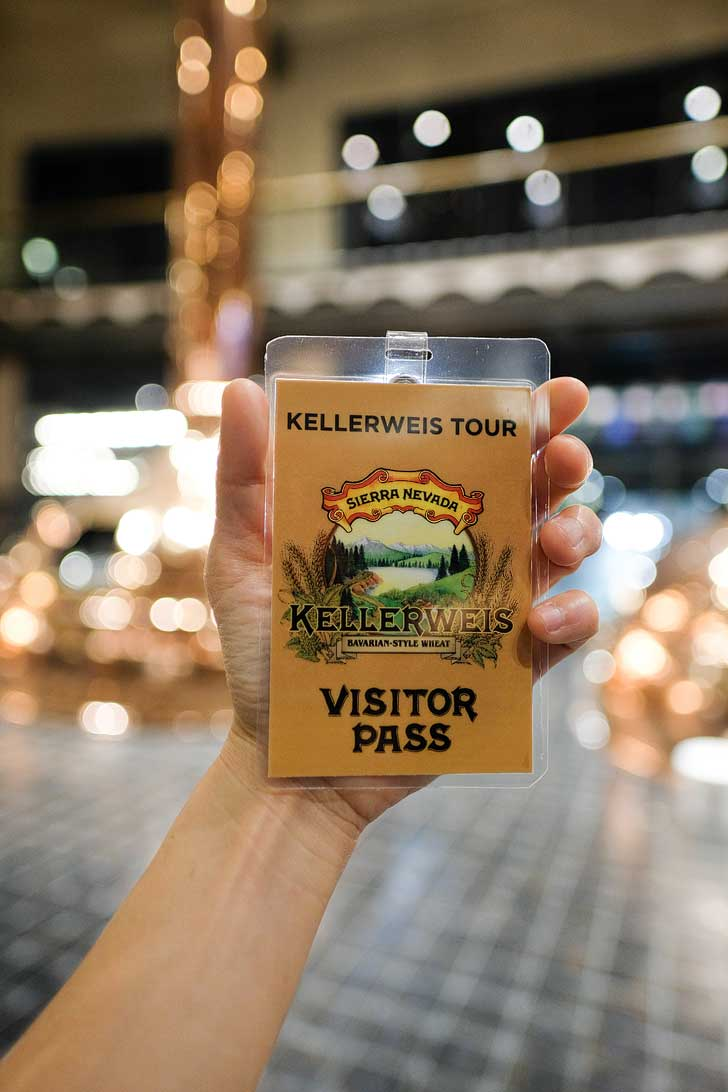 Brewery tour at Sierra Nevada, Asheville, NC - the tour is offered 7 days a week and takes about 90 minutes, but it will walk you through the entire beer making process // localadventurer.com