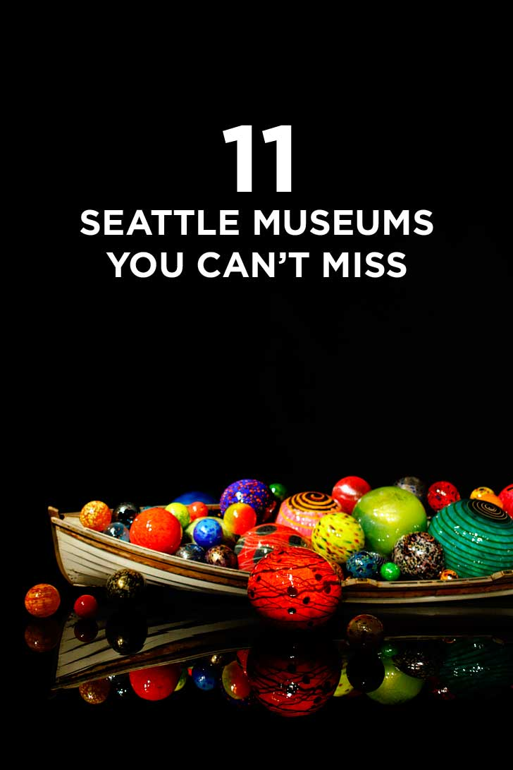 11 Seattle Museums You Can't Miss + Guide to Free Museum Days // localadventurer.com