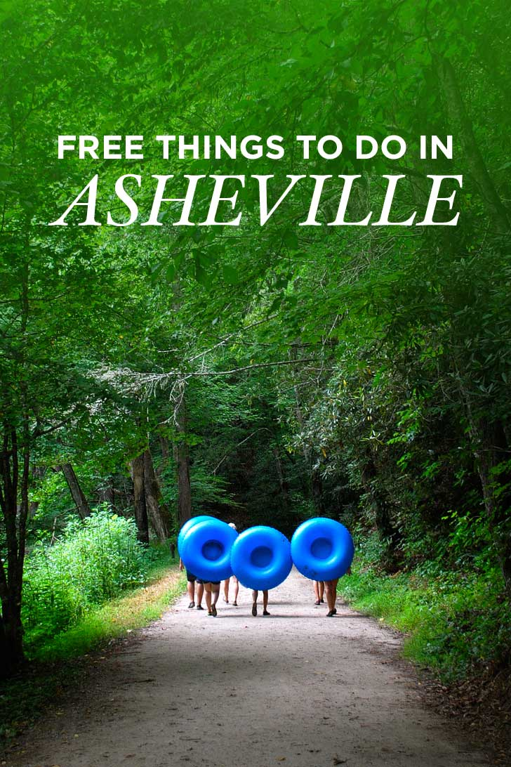 Heading to Asheville on a budget? Here are 25 free things to do in Asheville NC // localadventurer.com