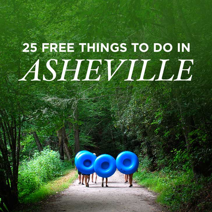 25 Free Things to Do in Asheville NC