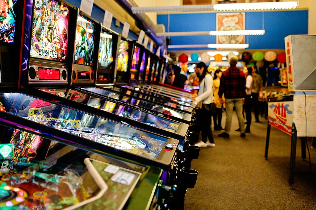 Pinball Museum Seattle