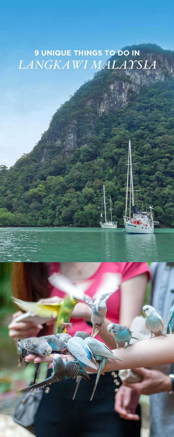9 Unique Things to Do in Langkawi Malaysia - finally visited after hearing of the beaches and natural beauty of the island for years // localadventurer.com