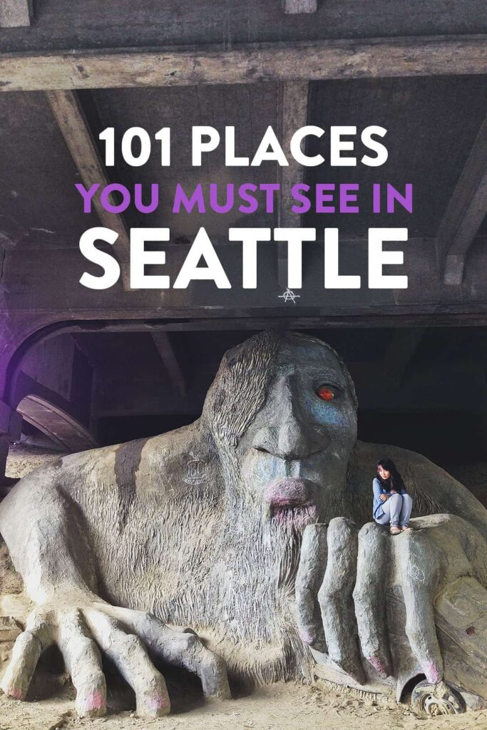 101 Things to See in Seattle