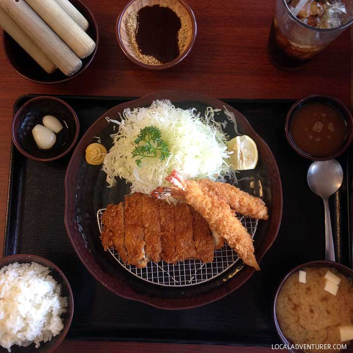 Tonkatsu Kiyoshi (+ The Ultimate Las Vegas Food Bucket List - dine like a baller or a pauper and everything in between) // localadventurer.com