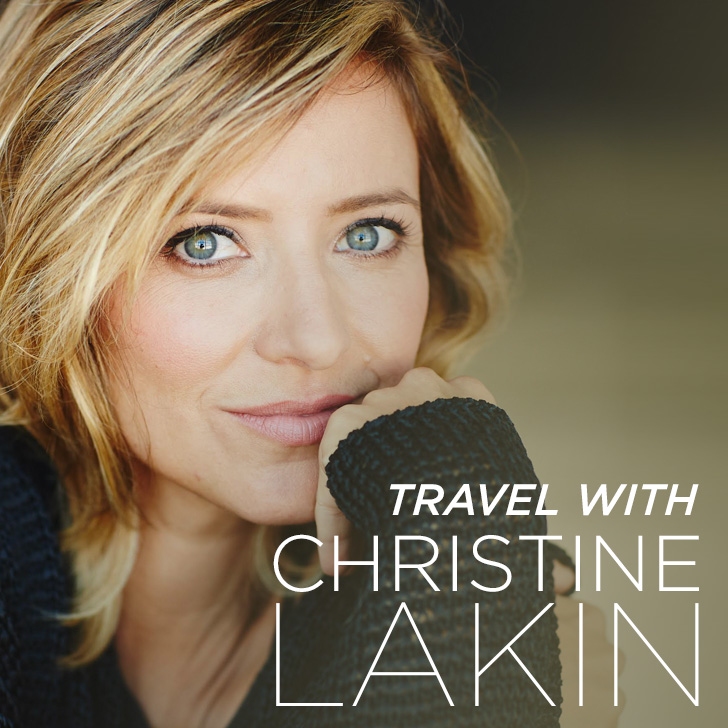 Travel With Christine Lakin