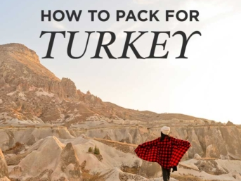 What to Pack for Turkey in Winter (Istanbul and Cappadocia) - even with bulkier items, if you pack versatile pieces, you'll have plenty of room left to bring home turkish delight! // localadventurer.com
